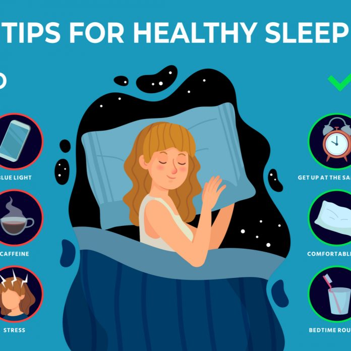 5 Tips for Good Sleep Health - Seniors Today E-magazine