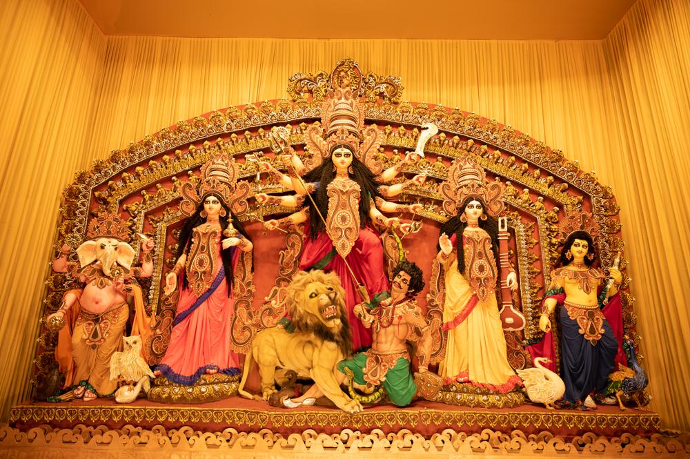 Golu, Garba and Durga (2)